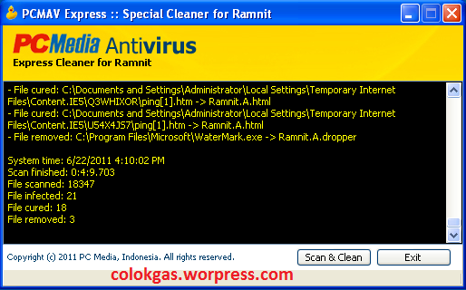 Ramnit Killer Download