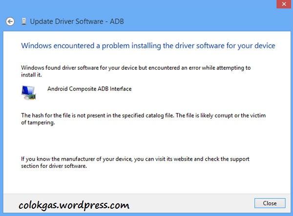 samsung android adb interface driver windows 7 64 bit